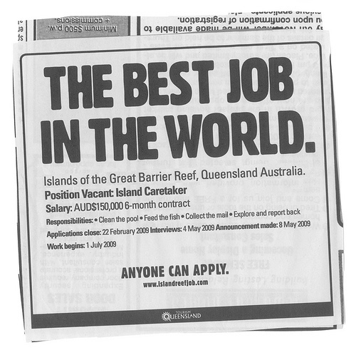 Writing The Best Job Ad