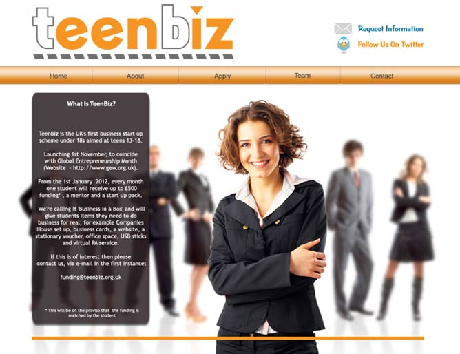 Loading teen teen biz