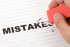 CV-Mistakes