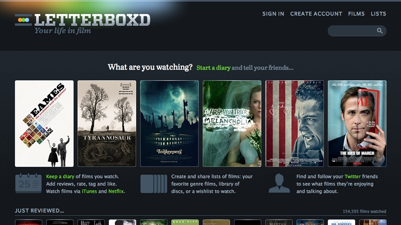 Startup Of the Week – Letterboxd | TheEmployable