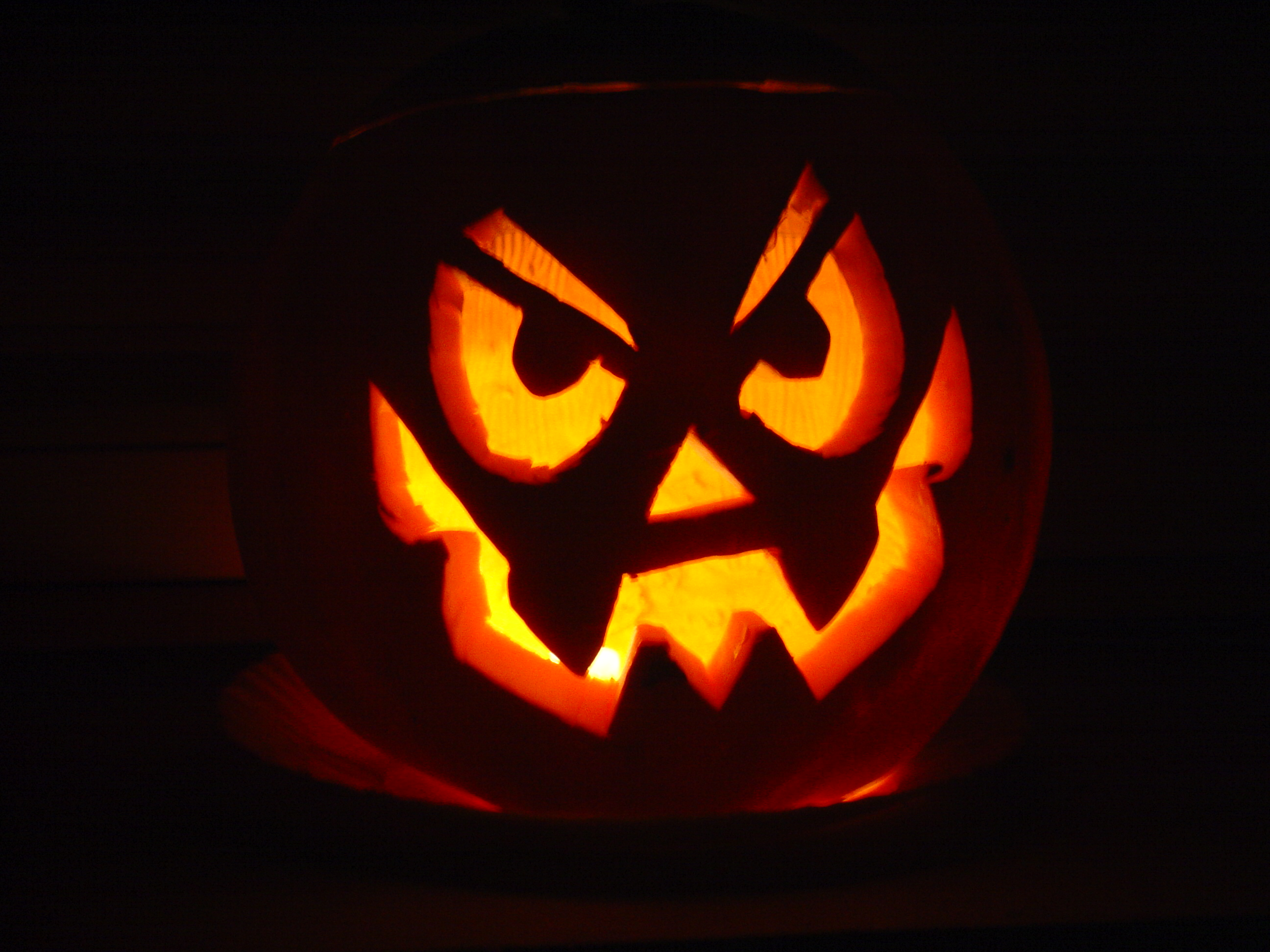 Scary Clown Pumpkin Patterns Free. Scary Easy Pumpkin Carving Ideas ...