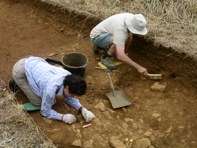 How to become an archeologist
